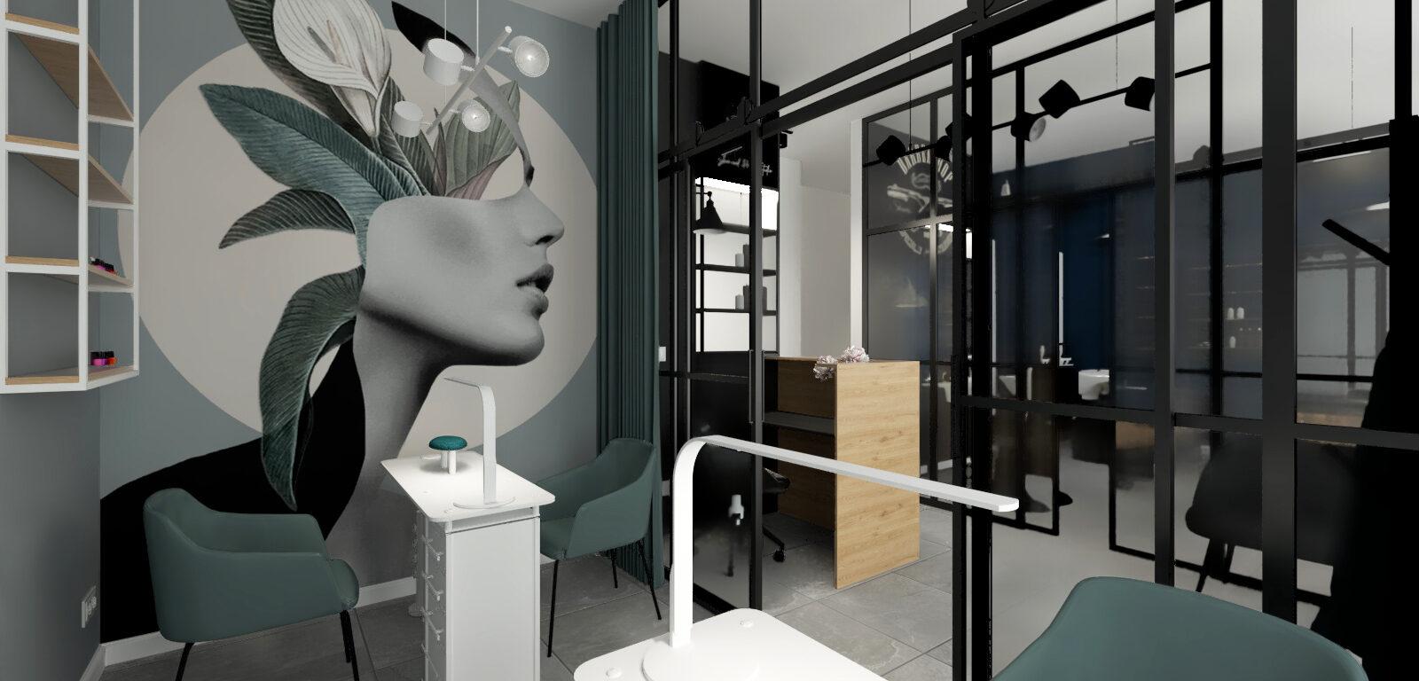 dacon-design-architekt-wroclaw-wroclaw-aranzacja-wnetrz-salon-urody-fryzjerski-kosmetyczny